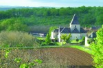 The Walkers' favourite gîte in the Dordogne