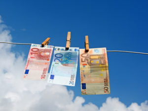 money laundering scam bogus buyer