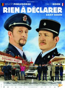 'Rien à déclarer', made by Dany Boon