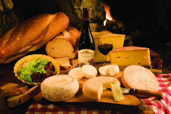 Savoyard cuisine cheeses and meats of the alps for All about french cuisine