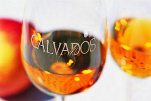 VERRE DE CALVADOS -JM.GATEY