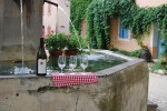 Wine tasting in Flasson