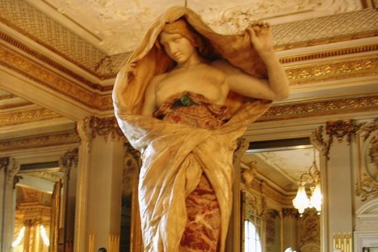 Barais sculpture at Musée d'Orsay