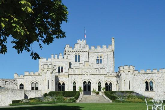 Chateau d'Hardelot