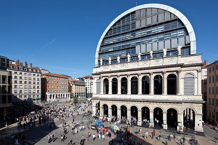 Opera Nouvel Lyon