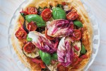 Pink Chard Vegetable Tart from Nina St Tropez by Nina Parker (WN 5 June 2014)