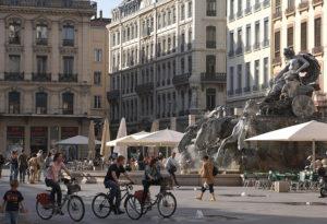 Place des terraux Lyon