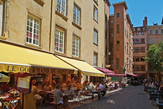 Old Lyon brasseries