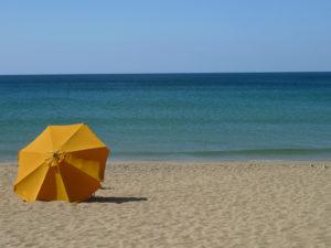 Beach in the Vendée