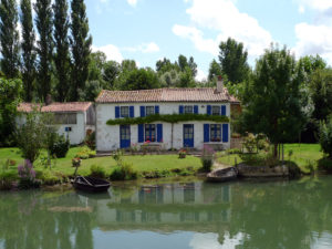 Marais Poitevin Coulon