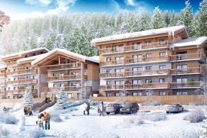 Marmattons ,MGM Ski property in France