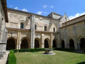 Neuil sur Autize Abbey