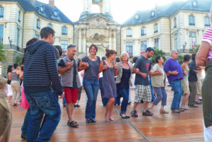 Brittany has many great festivals and parties to enjoy