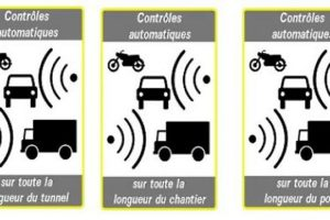 New speed camera warnings launched in France