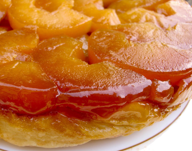 Easy tarte tatin french recipe
