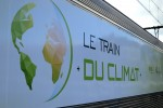 Train du Climat in DIjon France ©Sylvia Davis