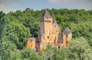 chateau in Perigord Dordogne