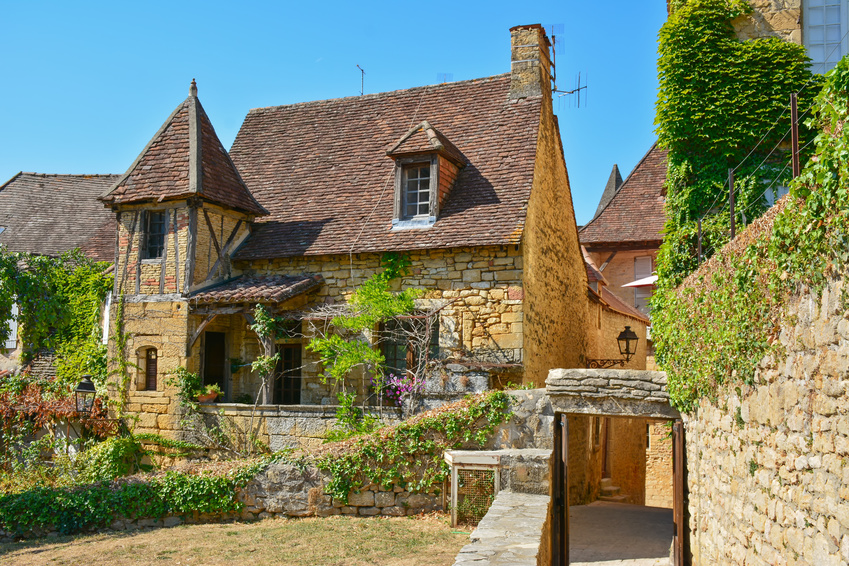 Traditional Dordogne home in Sarlat
