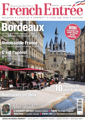 FrenchEntrée Magazine Issue 114