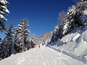 Ski the French Pyrénées ©Nadia Jordan