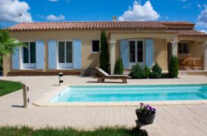 Provence property villa