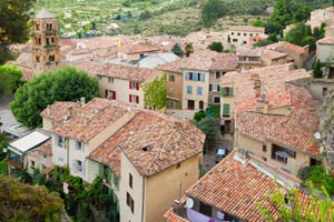 Provence village house for sale