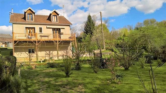 riverside retreat in Haute-Vienne, Limousin