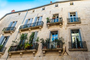 Languedoc townhouse