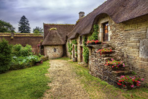 Britanny property chaumiere