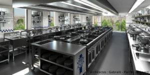 Le Cordon Bleu cusine school ©Cordon Bleu