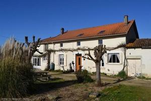 Charentaise house
