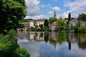 Confolens in Charente