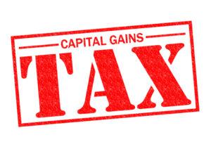 French Capital Gains Tax ©Chris Dorney