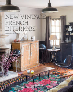 New Vintage French Interiors book