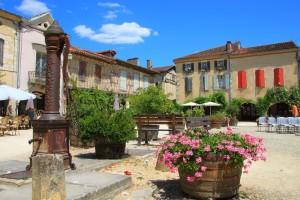 La Bastide d'Armagnac, Landes