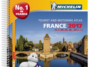 michelin tourist and motoring atlas