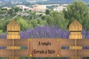 Buying a plot of land in France