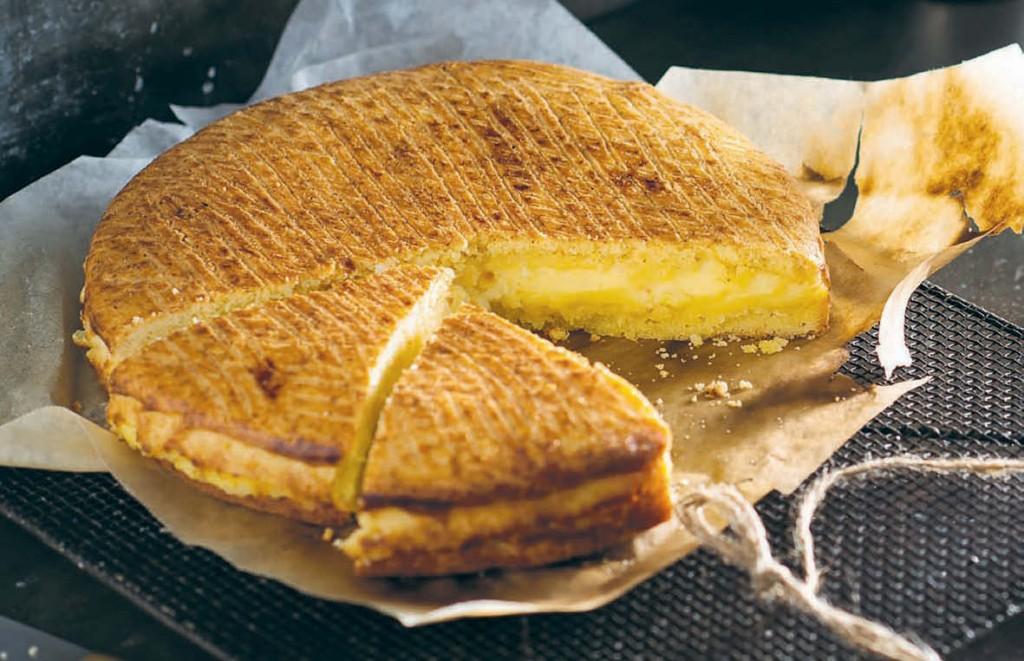 Gateau Basque by Chef Luke Nguyen