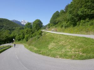 Axat Roast Beefs Cycling Group in France