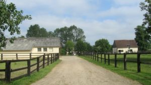 Normandy equestrian property