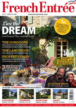 FrenchEntrée Magazine Issue 117