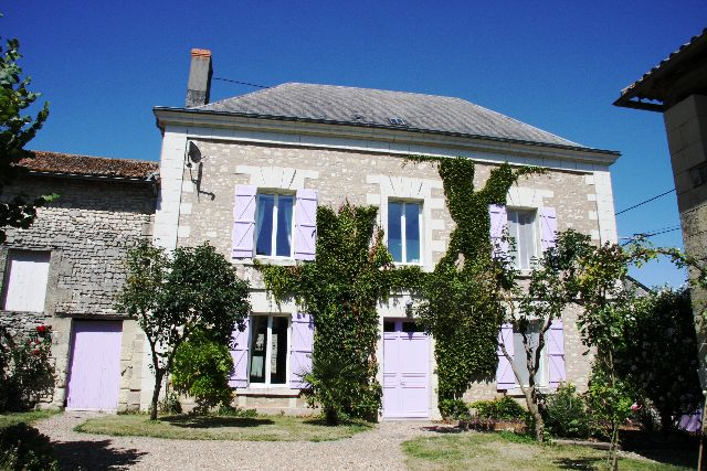 Superb 3 bed Maison de Maitre near Saumur