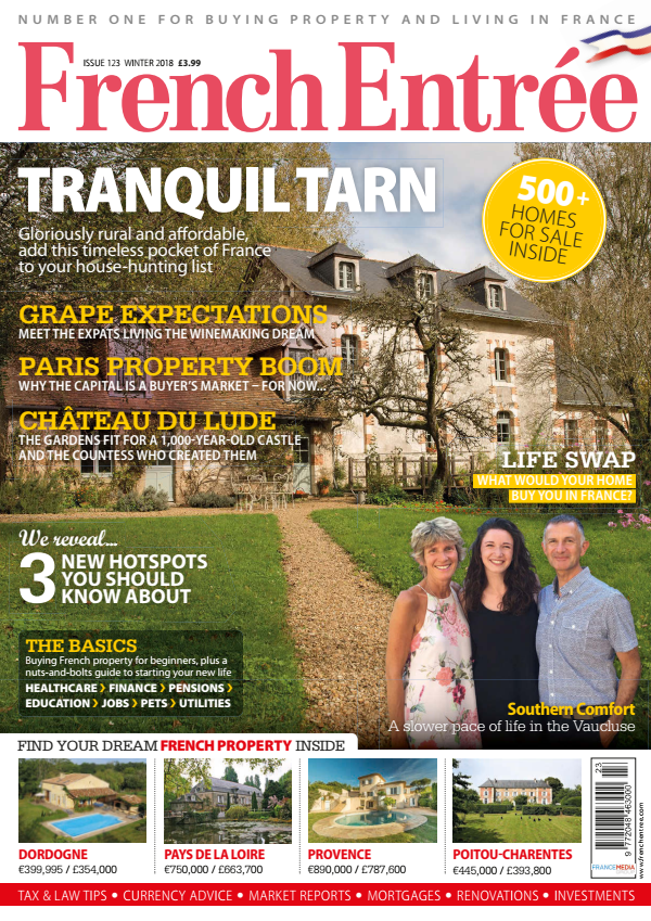 Frenchentree magazine cover