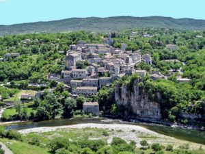 Balazuc in France