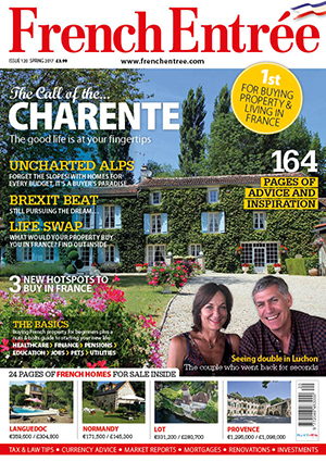 FrenchEntrée Magazine Issue 120