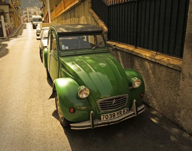 Insuring A Uk Car In France