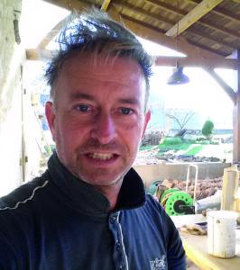 Headshot of James Linton