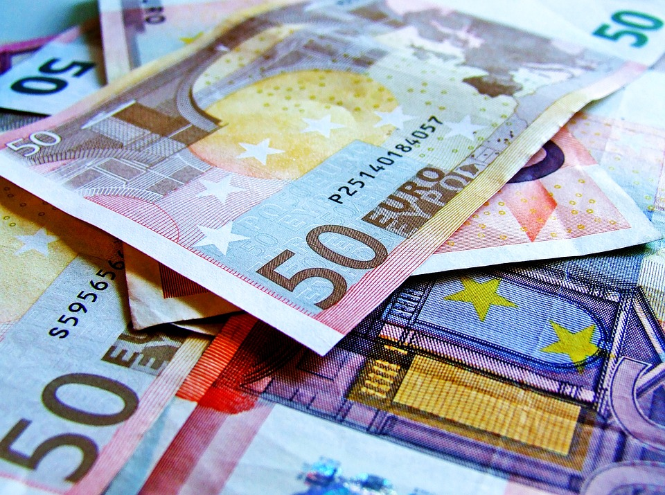 Euro Currency Finance Money