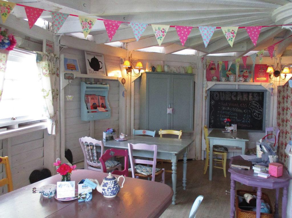 English tearoom