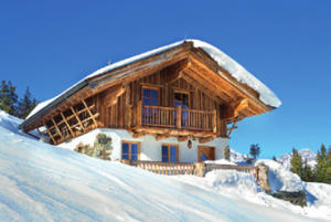 Detached Ski Chalets in the French Alps
